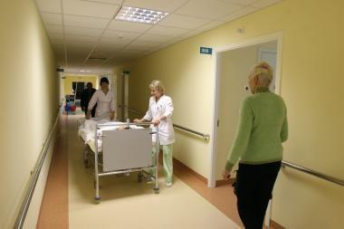 Klaipėdos apskrityje – ligoninių restruktūrizavimas