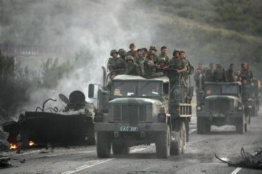 ES tirs Rusijos ir Gruzijos konflikto priežastis