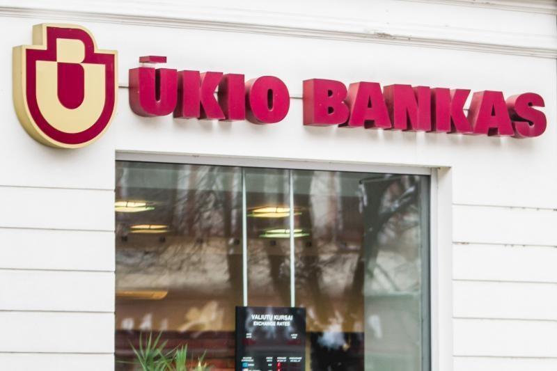 Prokuratūra apie Ūkio banką: įtariamųjų byloje kol kas nėra