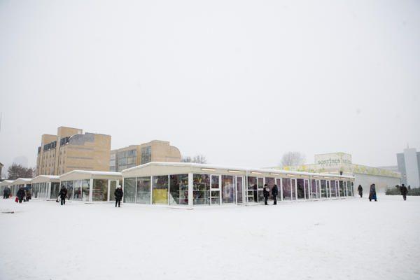 Vilniuje atidarytas naujas turgus