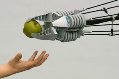 Škotijos karališkojoje ligoninėje bus įdarbinti robotai