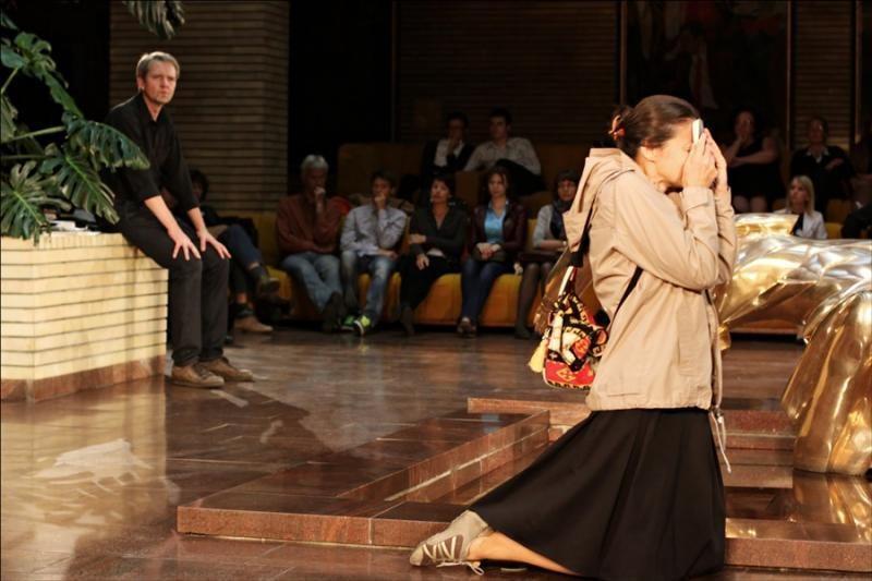 Klaipėdoje – trys kameriniai Nacionalinio dramos teatro spektakliai