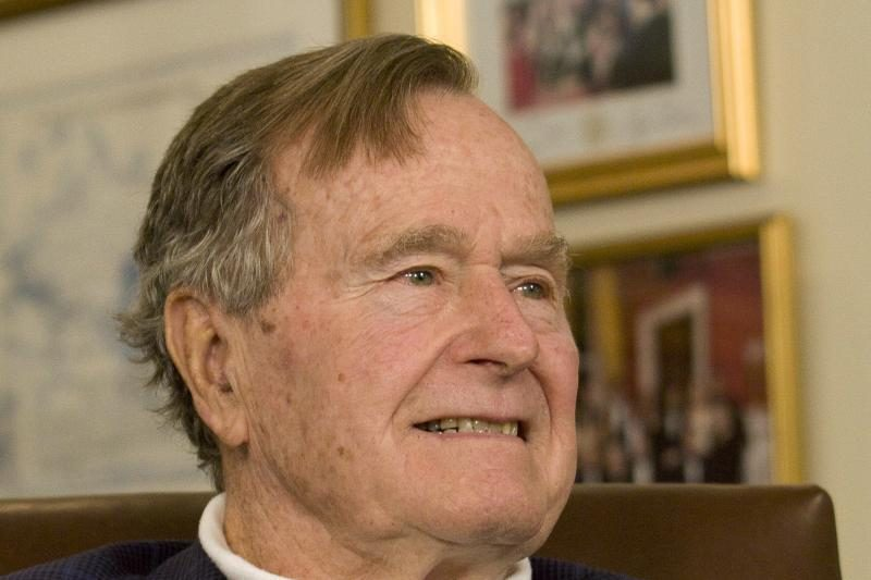 Vyresniojo G. Busho sveikata ligoninėje pablogėjo