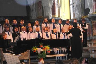 Kaunas savaitgalį taps chorinės muzikos sostine