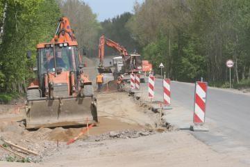 Į Lietuvos kelius investuoja Europos Sąjunga