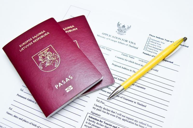 Tautinių mažumų pavardes dokumentuose siūlo rašyti originaliai