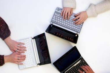 """""""Acer"""" pasinaudojo pigiųjų kompiuterių populiarumu"""