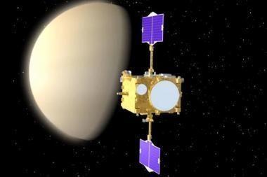 JAXA siūlo nusiųsti žinutę į Venerą