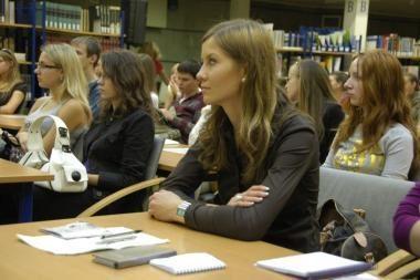 VDU studentai perims valdžią
