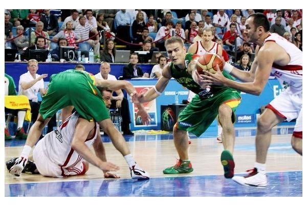 Pasaulio krepšinio čempionatas: lietuviai sužinojo varžovus