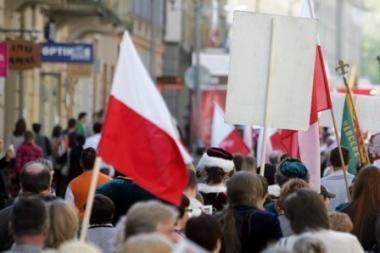 Lietuvos diplomatų pareiškimai įsiutino lenkus