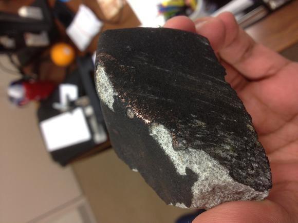 Konektikute meteoritas pramušė namo stogą
