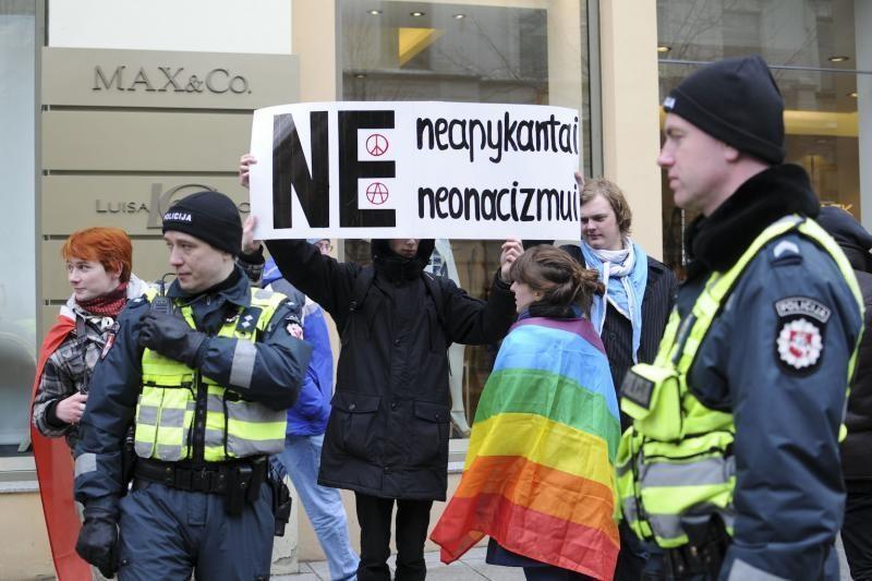 Vilniaus savivaldybė gėjų eitynes stumia į paupį