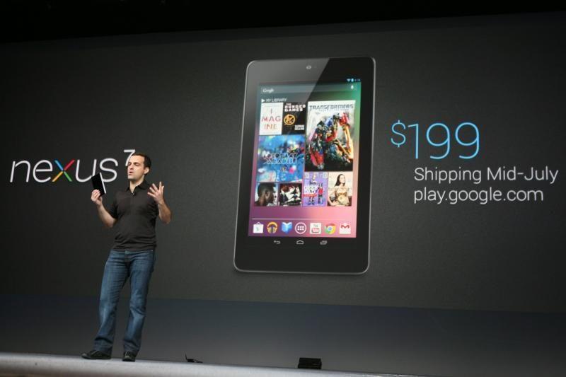 """Kinų mažosios kompanijos bando nurungti """"Google Nexus 7"""