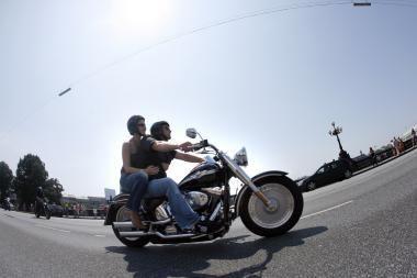 Rytoj - motociklininkų sezono uždarymas