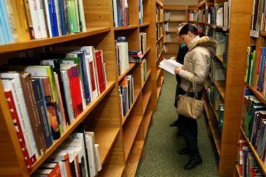 Viešosios bibliotekos miestui nereikia?