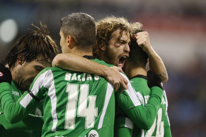 """Ispanijos futbolo pirmenybių turas prasidėjo """"Real Betis"""" pergale"""