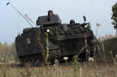 Baltijos batalionui 2009-ieji – rimtų išbandymų metas