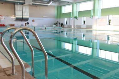 Kauno rajono gyventojams – atnaujintas baseinas Mastaičiuose