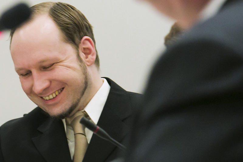 Norvegų žudikas A.B.Breivikas laikinai perkeltas į kitą kalėjimą