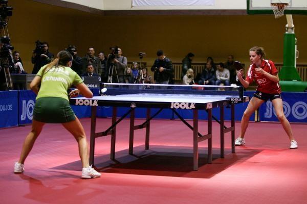 R.Paškauskienė sėkmingai pasirodė stalo teniso čempionate Austrijoje