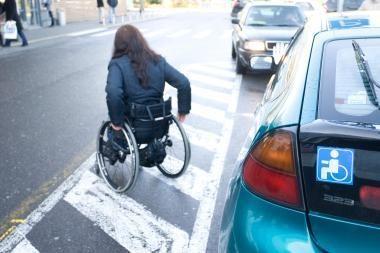 Neįgalieji Seimo reikalauja ratifikuoti JT Neįgaliųjų teisių konvenciją