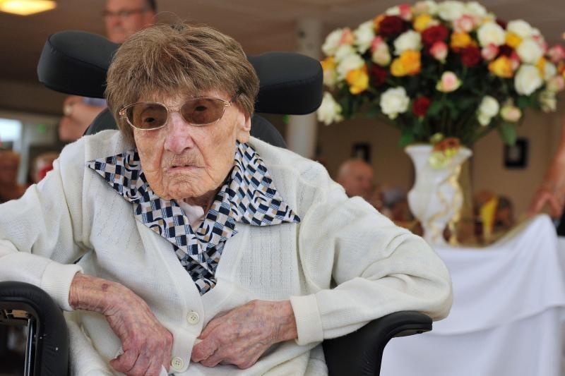 Sulaukusi 114 metų mirė seniausia Europos moteris