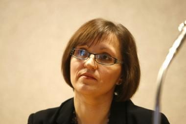 Dalia Pocienė – naujoji Klaipėdos vyriausioji prokurorė