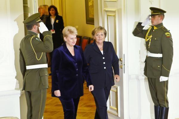 Vilnius ir Berlynas: iki ES vizų panaikinimo Rusijai dar toli