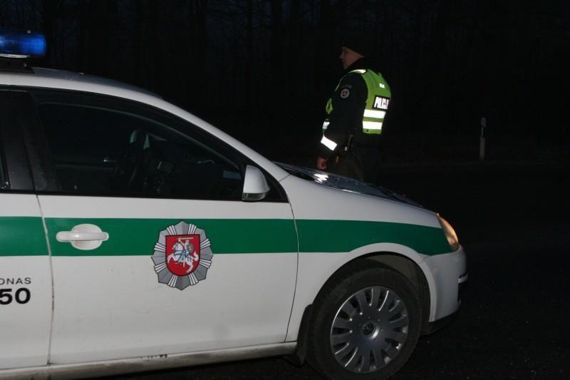 Policija ieško mirtimi Ukmergėje pasibaigusio konflikto liudytojų
