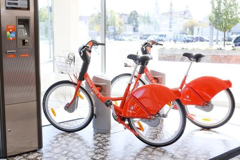 Kiek kainuos pasivažinėjimas dviračiu po sostinę?
