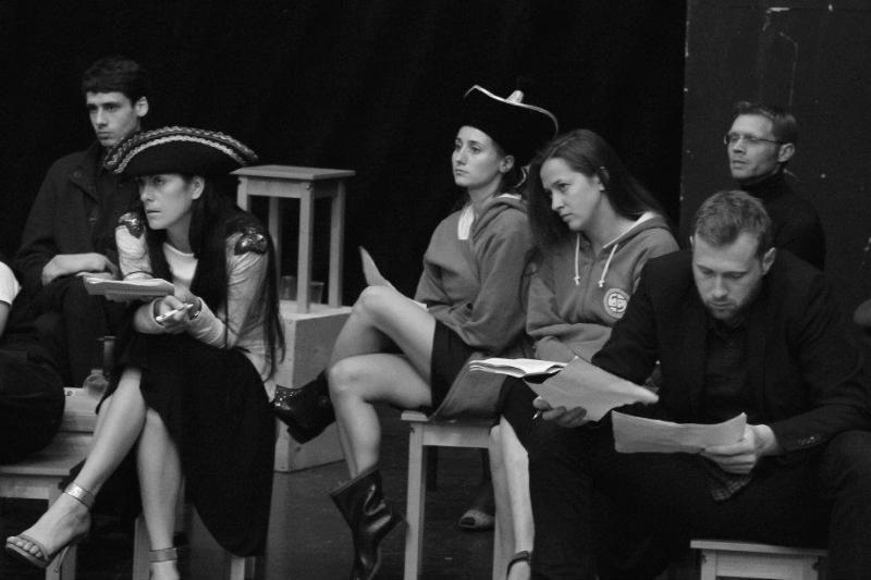 Lietuvos teatro sąjungoje – aktorių įspūdžiai iš Maskvos