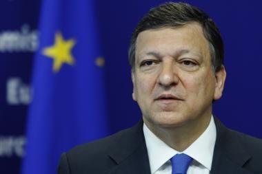 J.M.Barroso: tarpinė paskola Portugalijai nebus suteikta
