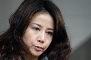 Pietų Korėjos aktorė nuteista už neištikimybę