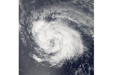 Dėl uragano grėsmės JAV iš salų evakuojami poilsiautojai