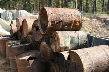 Marijampolės pakraštyje tiksi ekologinė bomba