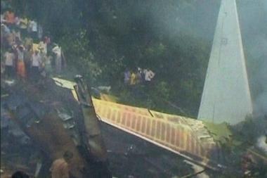 Išgyvenę lėktuvo katastrofą Indijoje: tai buvo siaubinga