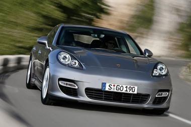 """Porsche"" ruošia naujoves"