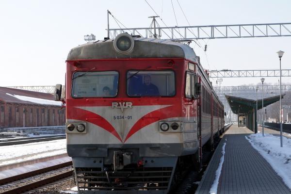 Milijonines pretenzijas geležinkeliams kelianti