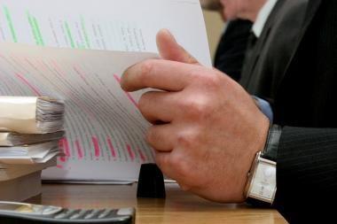 LVAT ėmėsi nagrinėti atleistos prokurorės G.Ročienės skundą