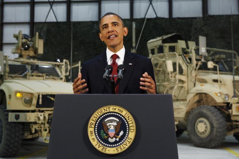 B. Obama atidavė savo balsą išankstiniuose rinkimuose