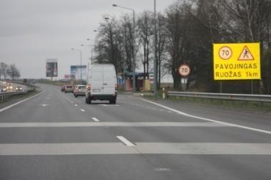 Per savaitę keliuose žuvo 17 žmonių