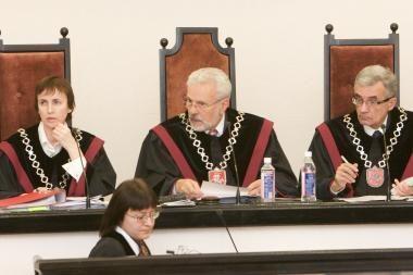 Konstitucinis Teismas pasisakys dėl genocidu padarytos žalos atlyginimo reglamentavimo