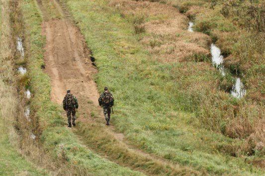 Dviejų gruzinų kelionė į Lietuvą baigėsi pasienyje