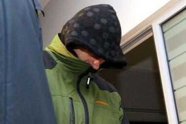 Žmogžudyste įtariamas apsaugininkas suimtas