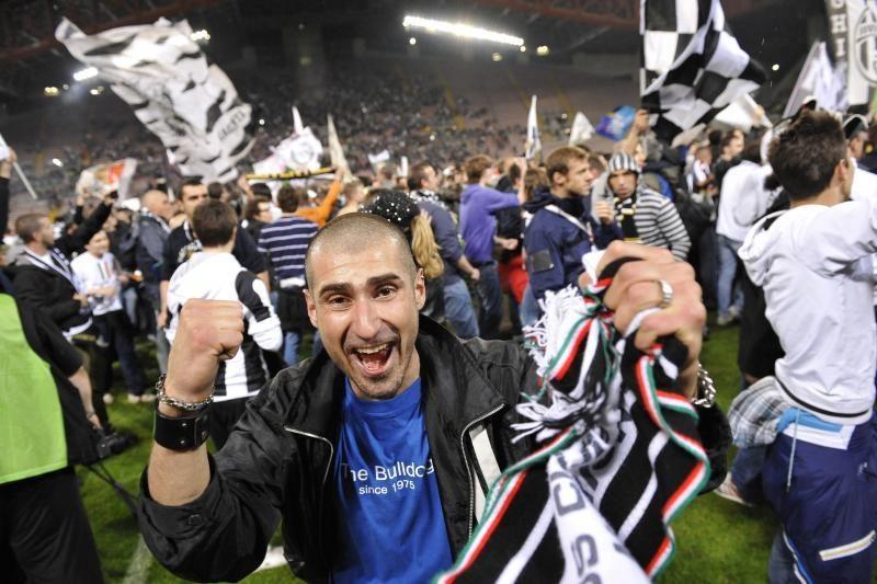"""""""Juventus"""" pirmąkart po 9 metų užsitikrino čempionų titulą"""