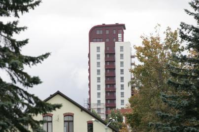 Sumažėjo butų kainos