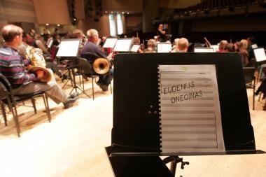 LVSO sezoną atidarys opera