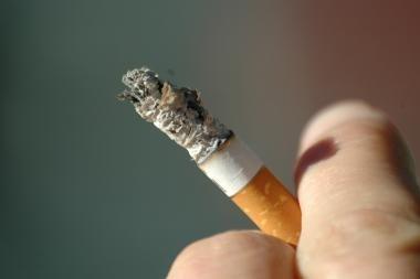 Neatsargus rūkymas klaipėdiečiui kainavo gyvybę