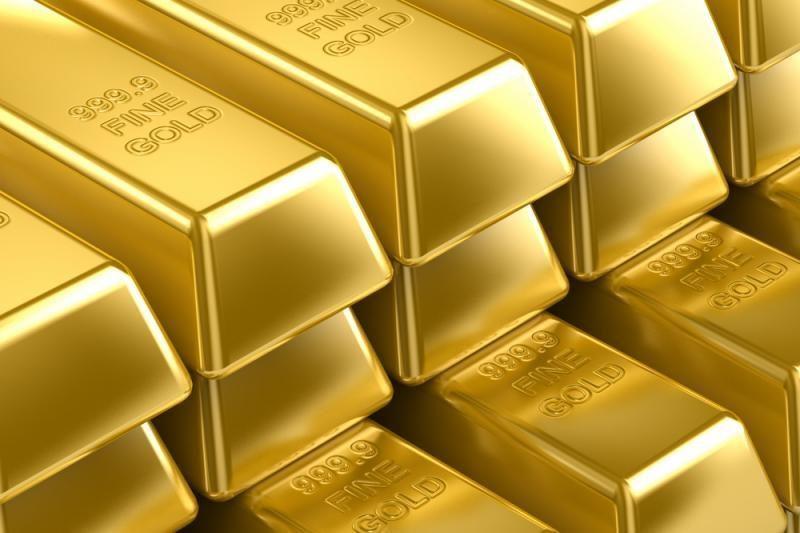 Investuotojai tuština aukso pardavėjų saugyklas